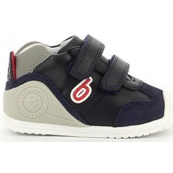 Zapatos Niño Zapatillas bajas Biomecanics 211127 bleu