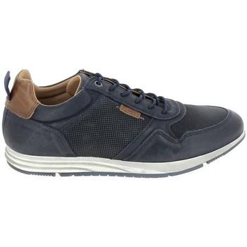 Zapatos Zapatillas bajas Bullboxer Sneaker 53ANACO Bleu Azul