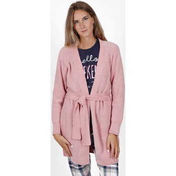 textil Mujer Albornoz Admas Take Life ROSA