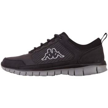 Zapatos Hombre Zapatillas bajas Kappa Tumelo Negros
