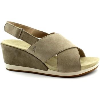 Zapatos Mujer Sandalias Benvado BEN-RRR-43002001-SA Beige