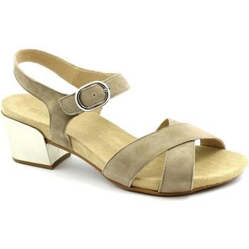 Zapatos Mujer Sandalias Benvado BEN-RRR-41002002-SA Sabbia