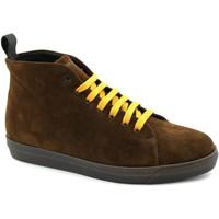 Zapatos Hombre Zapatillas altas Frau FRA-I21-26A5-CA Marrone