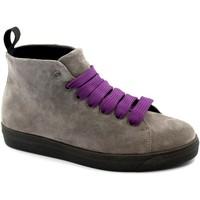 Zapatos Mujer Botas de caña baja Frau FRA-I21-36E5-CI Grigio