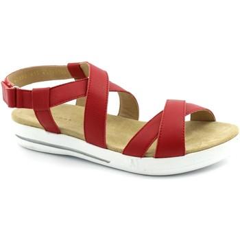 Zapatos Mujer Sandalias Benvado BEN-RRR-42002013-FR Rosso