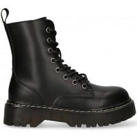 Zapatos Mujer Botas de caña baja Emmshu 58501 negro