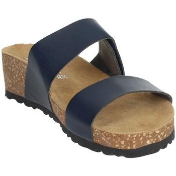 Zapatos Mujer Zuecos (Mules) Novaflex AGAZZANO Azul