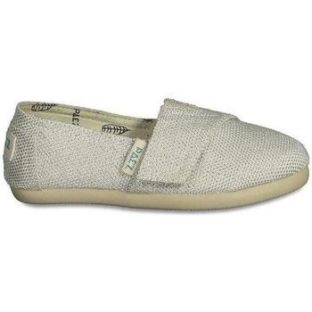 Zapatos Niños Deportivas Moda Paez Gum Original K Day Sparks Silver Plata