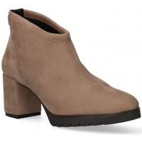 Zapatos Mujer Botines Luna Collection 57865 marrón