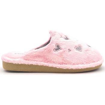 Zapatos Mujer Pantuflas Berevere IN1506 Rosa