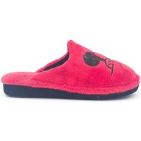 Zapatos Mujer Pantuflas Berevere IN1500 Rojo
