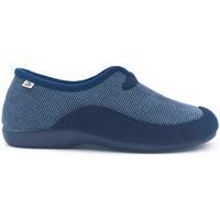 Zapatos Hombre Pantuflas Berevere IN0603 Azul