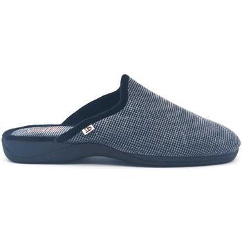 Zapatos Hombre Pantuflas Berevere IN0628 Gris