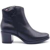 Zapatos Mujer Botines Pepe Menargues 20700 Negro