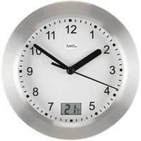 Casa Relojes Ams 9223, Quartz, White, Analogue, Modern Blanco