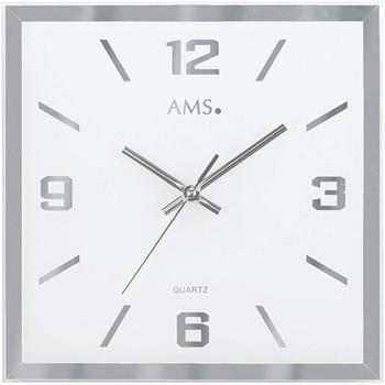 Casa Relojes Ams 9324, Quartz, Black, Analogue, Modern Negro