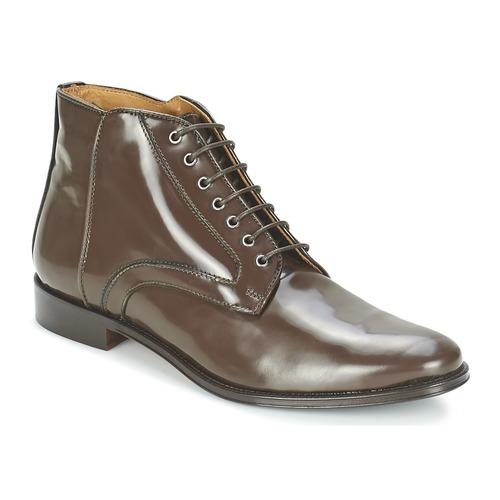 modelo más vendido de la marcaFericelli TAMALORA Marrón - Envío gratis Nueva promoción - Zapatos Botas de caña baja Mujer  Marrón