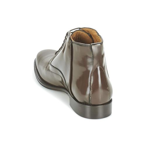 Caña Marrón Tamalora Zapatos Mujer Botas De Baja Fericelli mnN80vwO