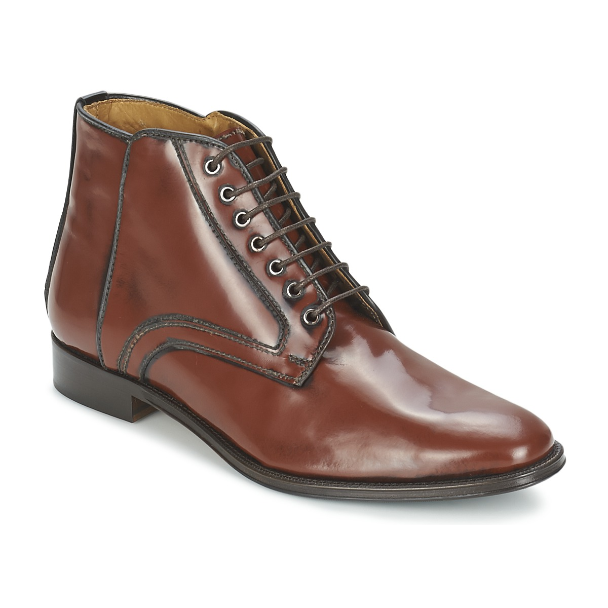Fericelli TAMALORA Marrón   Claro -  Nueva Nueva Nueva promoción - Zapatos Botas de caña baja Mujer afbff9