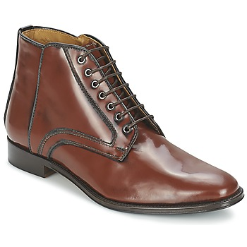 Zapatos Mujer Botas de caña baja Fericelli TAMALORA Marrón / Claro