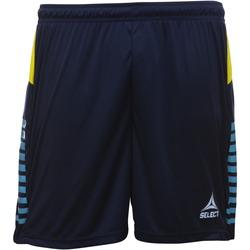 textil Niño Shorts / Bermudas Select Short enfant  player pop art bleu marine/bleu clair/jaune