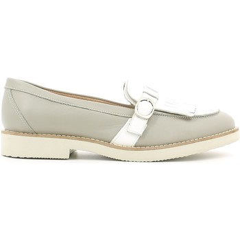Zapatos Mujer Mocasín Marco Ferretti 160476MG 5066 Beige