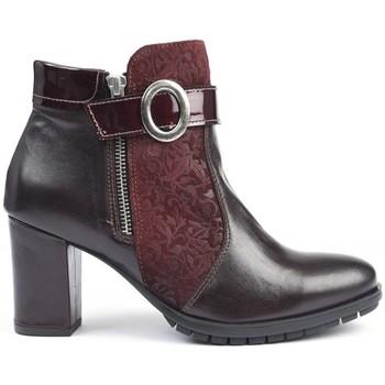 Zapatos Mujer Low boots Baerchi GABRIELA36403H BURDEOS