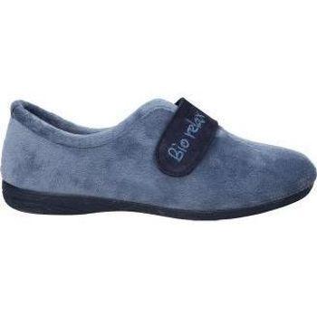 Zapatos Mujer Pantuflas Cosdam ZAPATILLAS DE CASA  13133 SEÑORA AZAFATA Bleu