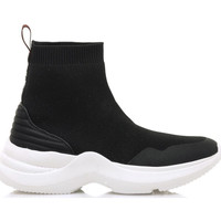 Zapatos Mujer Zapatillas altas MTNG 60181 C19788 NEGRO