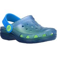 Zapatos Niña Zuecos (Clogs) IGOR S10116 Azul