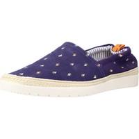 Zapatos Hombre Alpargatas Toni Pons BLAI VE Azul