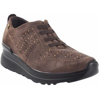 Zapatos Mujer Multideporte Amarpies Zapato señora  20312 ast taupe Marrón