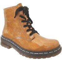 Zapatos Mujer Botines Rieker 76240 amarillo