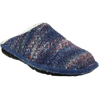 Zapatos Mujer Pantuflas Romika Westland Lille 108 azul