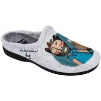 Zapatos Hombre Pantuflas Vivant CE-C-212001 GRIS