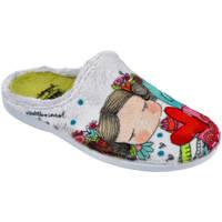 Zapatos Mujer Pantuflas Vivant AR-C-212510 GRIS
