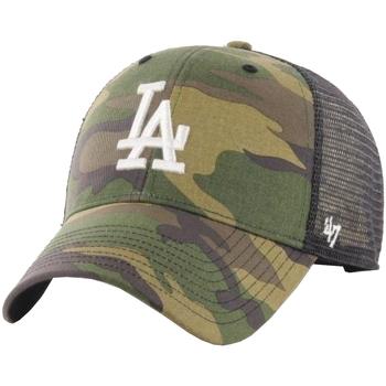 Accesorios textil Hombre Gorra 47 Brand Los Angeles Dodgers Branson Cap Vert