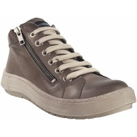 Zapatos Mujer Multideporte Chacal Botín señora  5728-b taupe Gris
