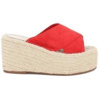 Zapatos Mujer Sandalias Azarey 443D337R / 197 Rojo