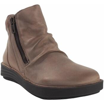 Zapatos Mujer Botas de caña baja Chacal Botín señora  5625 taupe Gris