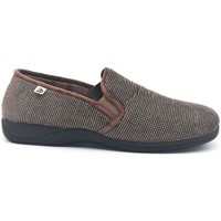 Zapatos Hombre Pantuflas Berevere IN0616 Marrón