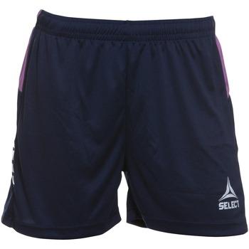 textil Mujer Shorts / Bermudas Select Short femme  Player Comet bleu navy