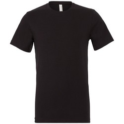 textil Hombre Camisetas manga corta Bella + Canvas CA3001 Negro Vintage