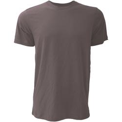 textil Hombre Camisetas manga corta Bella + Canvas CA3001 Asfalto