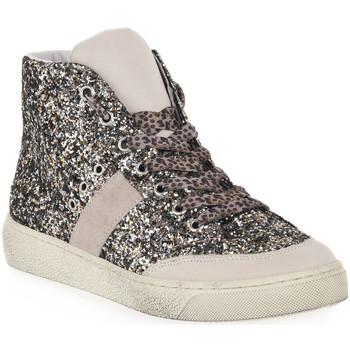 Zapatos Mujer Zapatillas altas At Go GO GINGER GESSO Bianco