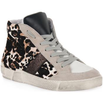Zapatos Mujer Zapatillas altas At Go GO 4146 CHICCO BIANCO Bianco