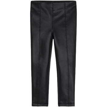 textil Niña Pantalones chinos Mayoral Leggings polipiel Negro