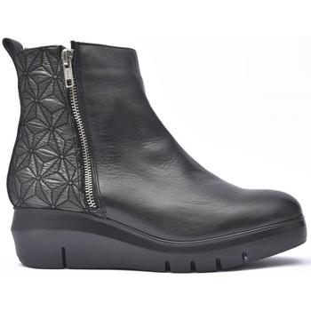 Zapatos Mujer Botas de caña baja Baerchi SATURNO38404 NEGRO