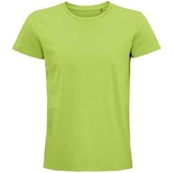 textil Camisetas manga corta Sols 03565 Verde