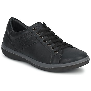Zapatos Hombre Zapatillas bajas TBS MARMAN Carbón